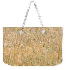 Winter Rye Grass Weekender Tote Bag