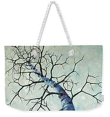 Winter Sky Weekender Tote Bag