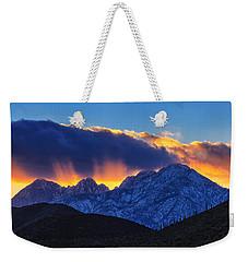 Sudden Splendor Weekender Tote Bag