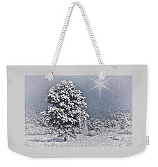 Winter Solitude 2 Weekender Tote Bag