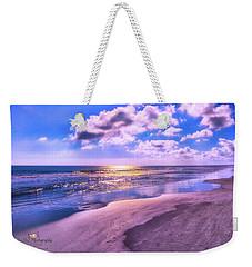 Winter Solstice Sunrise Weekender Tote Bag