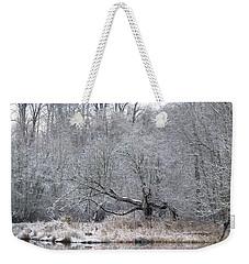 Winter Special Weekender Tote Bag by I'ina Van Lawick