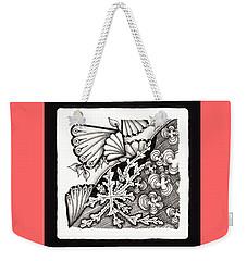 Winter Spring Summer 'n Fall Weekender Tote Bag by Jan Steinle
