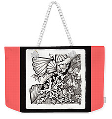 Winter Spring Summer 'n Fall Weekender Tote Bag