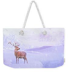 Winter Story Weekender Tote Bag by Iryna Goodall