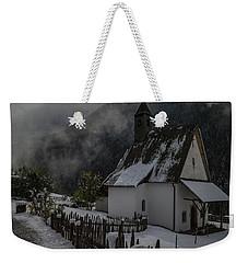 Winter Sun Weekender Tote Bag
