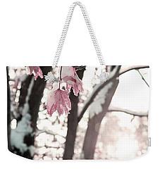 Winter Sunrise Weekender Tote Bag by Brooke T Ryan