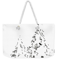 Winter Trees 1 - 2016 Weekender Tote Bag