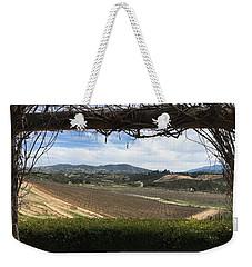 Winter Vines Weekender Tote Bag