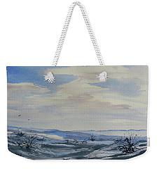 Winter Wilds Weekender Tote Bag