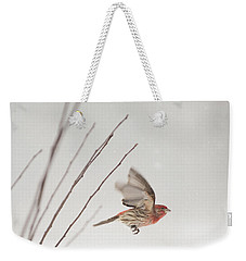 Winter Wind Surfing 1 Weekender Tote Bag