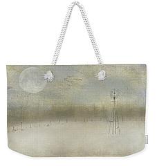 Winter Windmill Dreamscape  Weekender Tote Bag