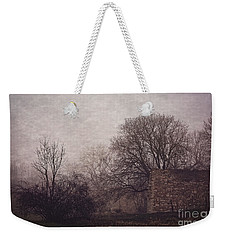 Winter Without Snow Weekender Tote Bag