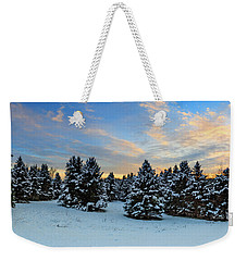 Winter Wonderland  Weekender Tote Bag by Emmanuel Panagiotakis