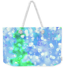 Winter Wonderland Weekender Tote Bag