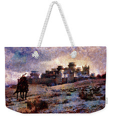 Winterfell Weekender Tote Bag by Lilia D