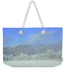 Winter's An Etching... Weekender Tote Bag
