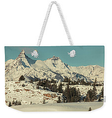 Winters Beauty Weekender Tote Bag