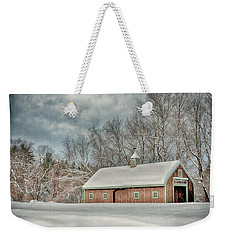 Winters Coming Weekender Tote Bag