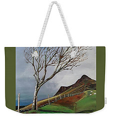 Winter's Day At Yewbarrow -painting Weekender Tote Bag