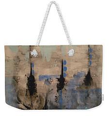 Winters Dream Weekender Tote Bag