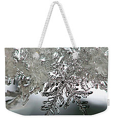 Winter's Glory Weekender Tote Bag