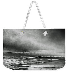 Weekender Tote Bag featuring the photograph Winter's Song by Steven Huszar