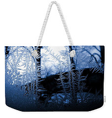 Wintertide Weekender Tote Bag