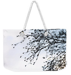 Wintry Mood - Weekender Tote Bag