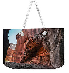 Wire Pass Archway Weekender Tote Bag