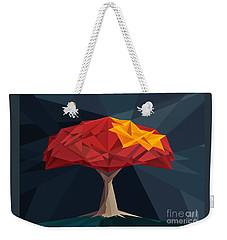 Wired Tree  Weekender Tote Bag