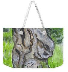 Wisdom Olive Tree Weekender Tote Bag