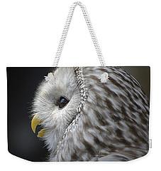 Wise Old Owl Weekender Tote Bag