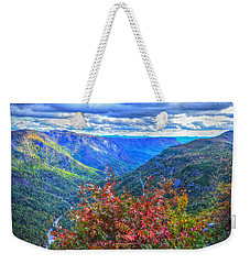 Wiseman's View Weekender Tote Bag