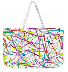 Wish -25 Weekender Tote Bag