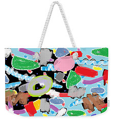 Wish - 344 Weekender Tote Bag