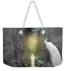 Wishing Candle Weekender Tote Bag