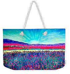 Wishing You The Sunshine Of Tomorrow Weekender Tote Bag