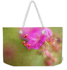Wisp Of Spring Weekender Tote Bag