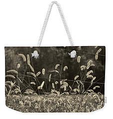 Wispy Weekender Tote Bag by Joanne Coyle