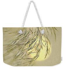 Wispy Sunset-1 Weekender Tote Bag