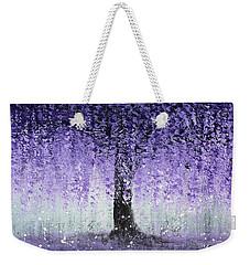 Wisteria Dream Weekender Tote Bag