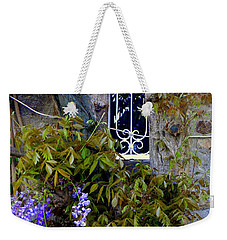 Wisteria Window Weekender Tote Bag