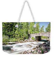 Weekender Tote Bag featuring the photograph Wistful Afternoon by Margaret Pitcher