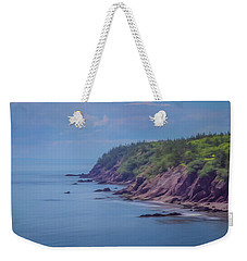 Wistful Songs Of The Ocean Weekender Tote Bag