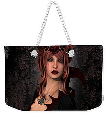 Witch Beauty Weekender Tote Bag