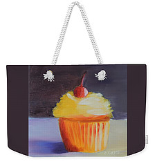 With A Cherry On Top Weekender Tote Bag