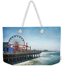 With A Smile On My Face Weekender Tote Bag by Laurie Search