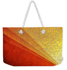 Weekender Tote Bag featuring the photograph Future Inside by Joel Loftus