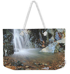 With Heart And Soul Weekender Tote Bag by Laurie Search